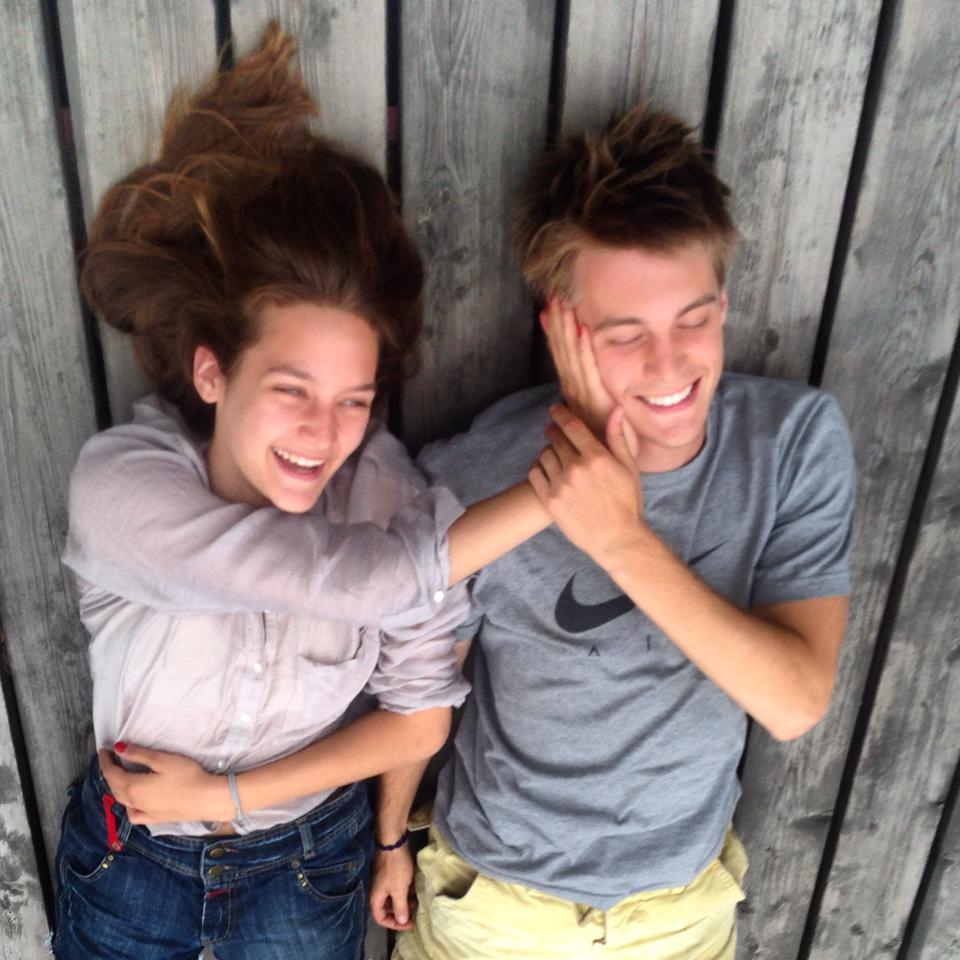 Иван и Лиза Янковские